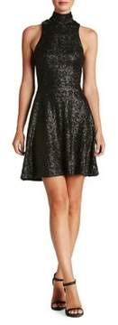 Dress the Population Stevie Fit-&-Flare Dress