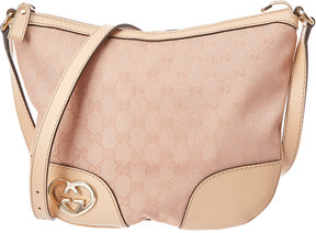 Gucci Pink Lurex Lovely Messenger - ONE COLOR - STYLE