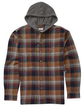 Billabong Baja Hooded Flannel