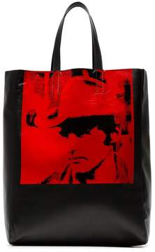 Calvin Klein x Andy Warhol Foundation Dennis Hopper tote bag