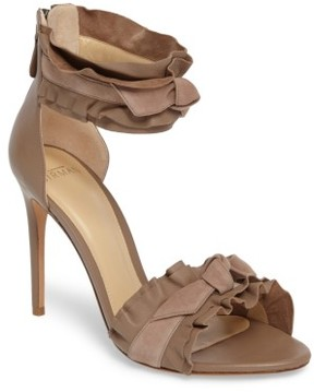 Alexandre Birman Women's Aletta Ruffle Sandal