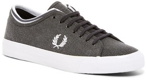 Fred Perry Kendrick Tipped Cuff Pigment Dyed Canvas Sneaker