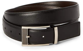 Kenneth Cole Reaction Black & Brown Reversible Dress Belt