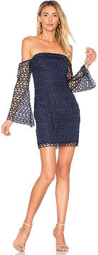 Keepsake Countdown Lace Mini Dress