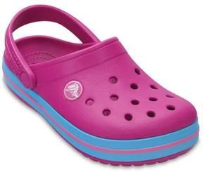 Crocs Tofflor, Kids Crocsband, Vibrant Violet