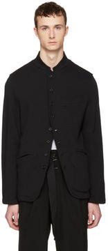 Ann Demeulemeester Black Rodger Jacket