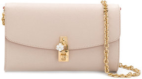 Dolce & Gabbana Dolce clutch - PINK & PURPLE - STYLE