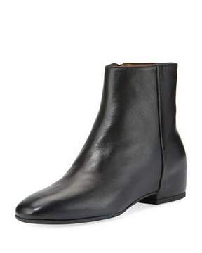 Aquatalia Ulyssa Leather Ankle Boot
