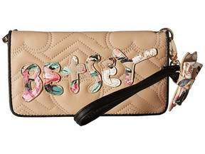 Betsey Johnson Wristlet Wallet Wallet Handbags