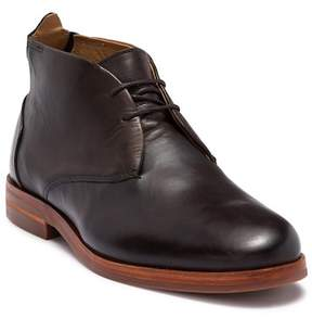 H By Hudson Matteo Leather Chukka Boot