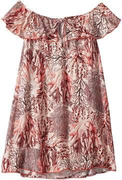 Maaji Kids Starfish Wishes Cover-Up Dress Girl's Dress
