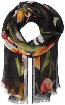 Lauren Ralph Lauren Geni Silk Oblong Scarf Scarves