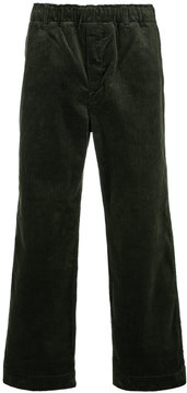 H Beauty&Youth wide-leg corduroy trousers