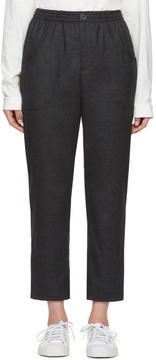 Blue Blue Japan Grey Relax Trousers