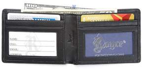 Royce RFID-Blocking Bifold Credit Card Wallet