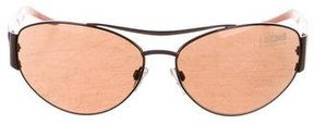 Just Cavalli Aviator Tinted Sunglasses w/ Tags