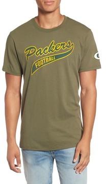 '47 Men's Green Bay Packers Borderland T-Shirt