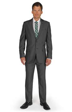 Apt. 9 Men's Soho Slim-Fit Gray Suit Jacket