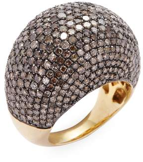 Artisan Women's Dome Diamond Ring