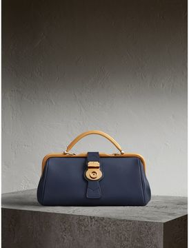 Burberry The DK88 Bowling Bag - INK BLUE - STYLE