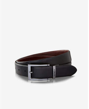 Express reversible prong buckle belt