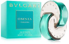 Bvlgari Omnia Paraiba Eau de Toilette, 1.3 oz