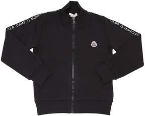 Moncler Logo Band Cotton Sweatshirt & Sweatpants