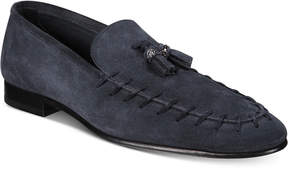 Roberto Cavalli Men's Soft Suede Loafers Men's Shoes