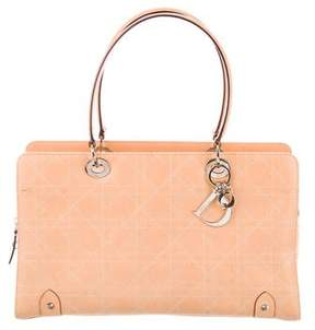 Christian Dior Cannage East West Lady Bag