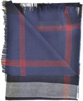 Burberry Cashmere And Wool Scarf