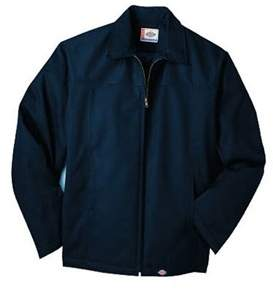 Dickies Men's Insulated Panel Jacket W/ Yoke.