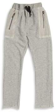 Hudson Boy's High Tech Cotton Jogger Pants