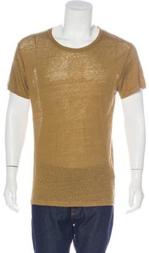 IRO Linen Short Sleeve T-Shirt