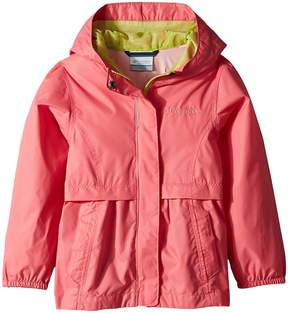 Columbia Kids Pardon My Trench Rain Jacket Girl's Coat