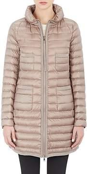 Moncler Women's Down-Quilted Bogue Coat