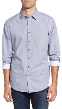 Rodd & Gunn Men's Macauley Sports Fit Print Sport Shirt