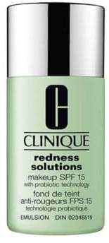 Clinique Redness Solutions Makeup SPF 15 with Probiotic Technology/1 oz.