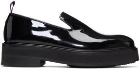Eytys Black Patent Palacio Loafers