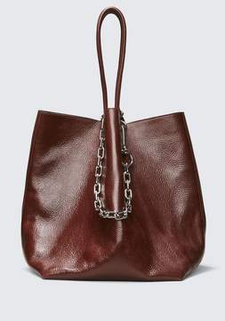 Alexander Wang CRANBERRY ROXY LARGE BUCKET TOTE
