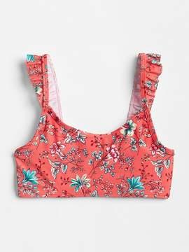 Gap Ruffle Bikini Top