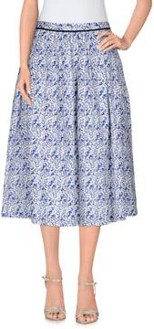 Chinti and Parker 3/4 length skirts