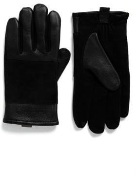 Timberland Men's Suede Gloves