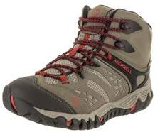 Merrell Women's All Out Blaze Vent Mid Waterproof Boot.