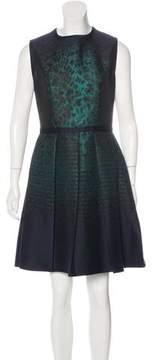 Aquilano Rimondi Aquilano.Rimondi Patterned A-Line Dress