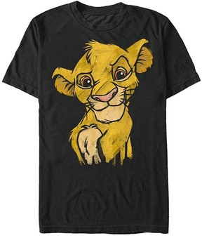 Fifth Sun Black Simba Cub Tee - Men