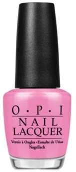OPI Nail Lacquer Nail Polish, Lucky Lucky Lavender.