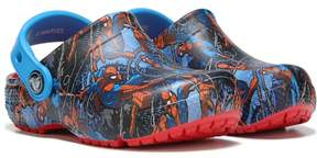 Crocs Kids' Spiderman Clog Sandal Toddler/Preschool