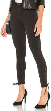 Black Orchid Lara Lace Down Skinny.