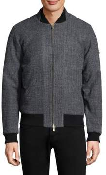 Commune De Paris Anato Wool Bomber Jacket