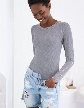 aerie Real Soft? Bodysuit